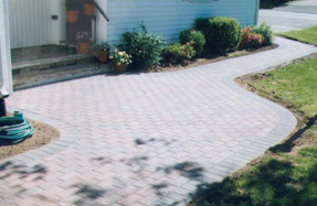 Sidewalks & Patios